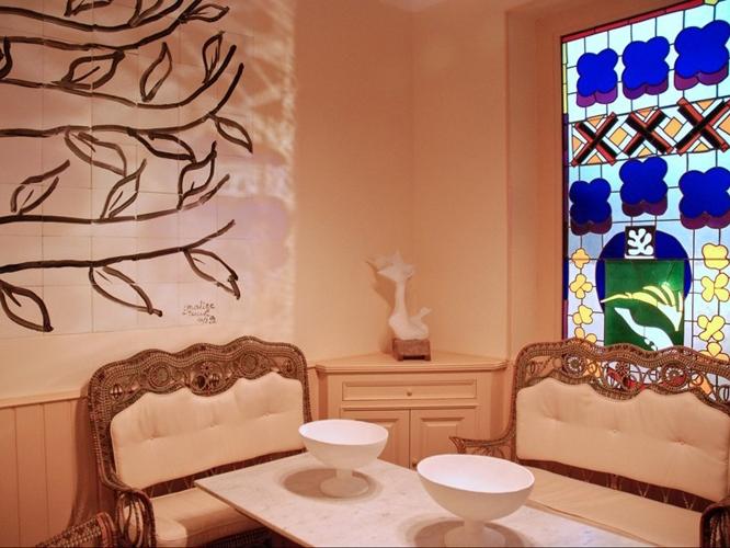 Matisse Museum: Esszimmer Tériade
